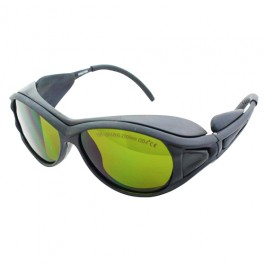 Óculos De Proteção Para Laser 190nm-450nm & 800nm-2000nm